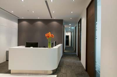 Compass Offices - Prudential Tower, Singapore