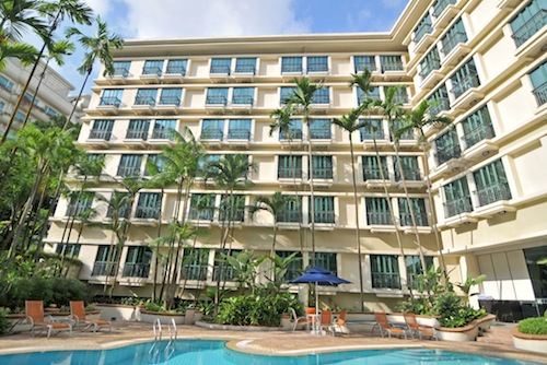 Serviced Apartments Ref: Darby Park Executive Suites