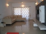 Sun City 10th Floor 3BHK Apartment with 2 balconies – Fully Furnished