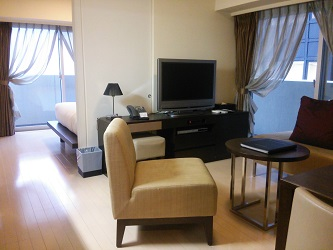 A variety of furnishings and appliances are provided for your comfortable stay. It is ready to live right away after you check in. (It depends on the room types and the actual equipments differ slight