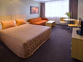 Charming Hotel, Conveniently located Is ideally located within the NSW Leagues' Club in the central business district of Sydney. The hotel features 86 refurbished rooms and access to all NSW Leagues'